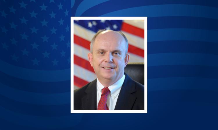 U.S. Ambassador Joseph R. Donovan Jr.