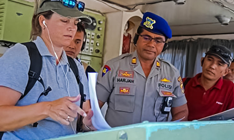 Amerika Serikat Dukung Upaya Indonesia Hentikan Penangkapan Ikan Ilegal, Tidak Dilaporkan dan Tidak Diatur (National Oceanic and Atmospheric Administration)