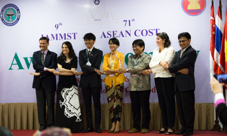 Gadjah Mada University Students Awarded Grand Prize of the YSEALI World of Food Innovation Challenge