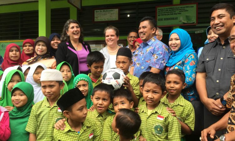Award-Winning Schools Use Active Learning to Improve Education Quality (State Dept.)