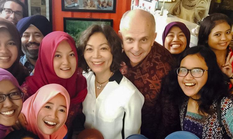Ambassador Donovan's Travel to Surakarta (Solo), Central Java (Dept. of State)