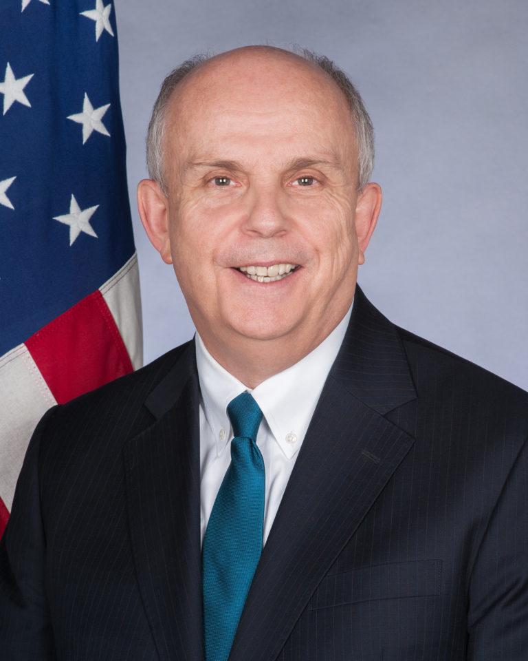 Photo of Ambassador Joseph R. Donovan Jr.
