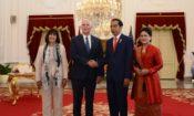 VP Pence Meets President Jokowi (State Dept./Erik Kurniawan)