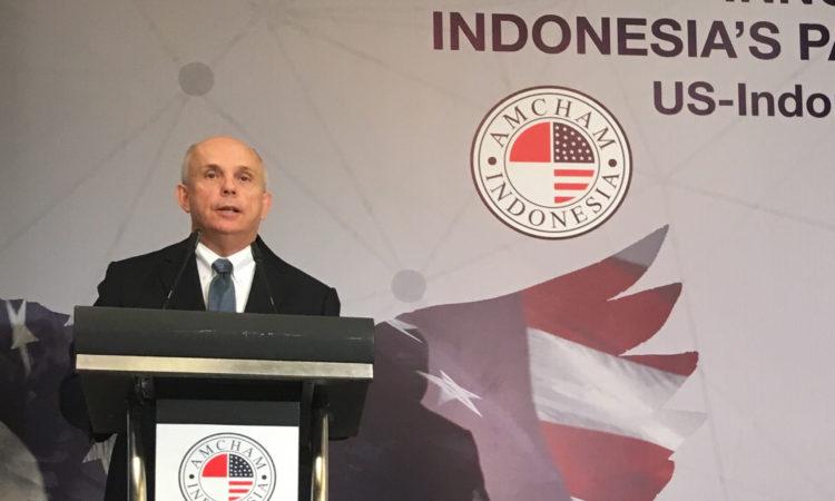 Pidato Sambutan Dubes Donovan dalam U.S. – Indonesia Investment Summit 2017 (State Dept. Budi Sudarmo)