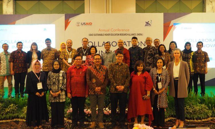 A.S. dan Indonesia Mendorong Kemitraan Penelitian Universitas dan Kolaborasi Sektor Swasta di Konferensi Tahunan Pertama (State Dept. / USAID)