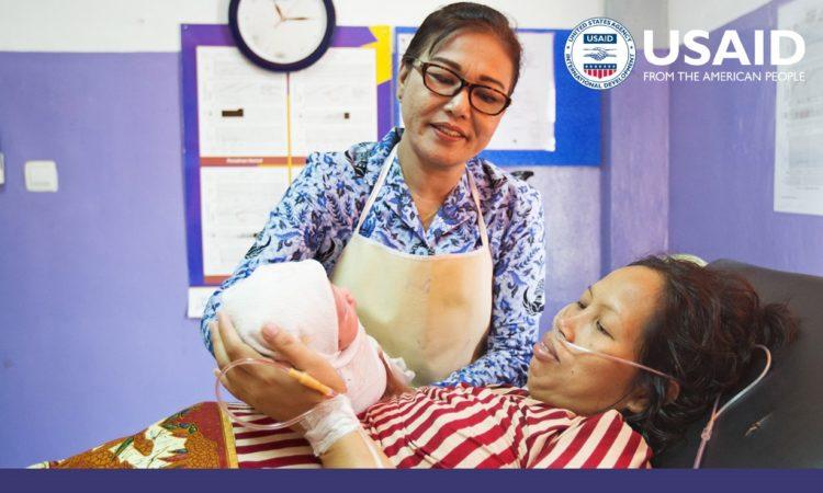 Indonesia dan Amerika Serikat Luncurkan Program Baru untuk Meningkatkan Kesehatan Ibu dan Bayi Baru Lahir (State Dept. / USAID)
