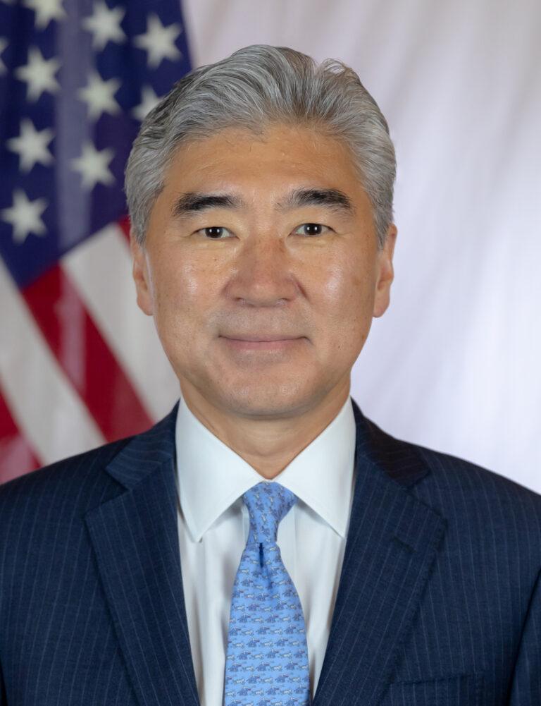 Photo of Ambassador Sung Y. Kim