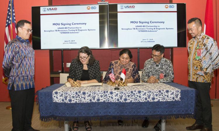 BD USAID MOU Signing