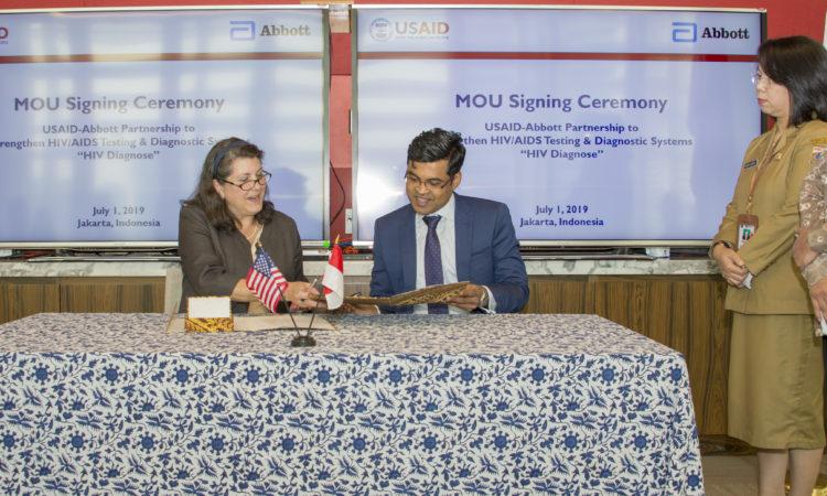 Amerika Serikat dan Indonesia Perluas Kolaborasi untuk Tanggulangi HIV/AIDS (State Dept. / Budi Sudarmo)