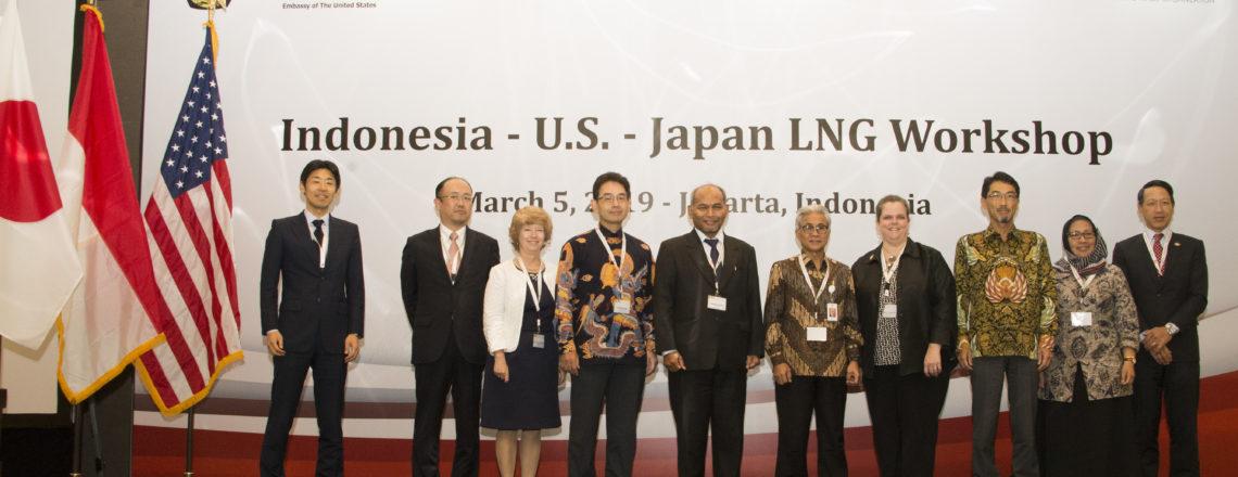 Lokakarya Indonesia–AS–Jepang Promosikan Kemitraan Energi di Kawasan Indo-Pasifik