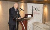 Ambassador Donovan at JFCC