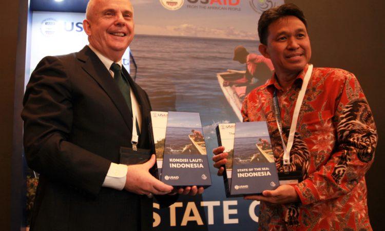 """Amerika Serikat dan Indonesia Luncurkan """"State of the Sea,"""" Sebuah Persembahan Bagi Laut Indonesia dan Keanekaragaman Hayatinya (State Dept.)"""