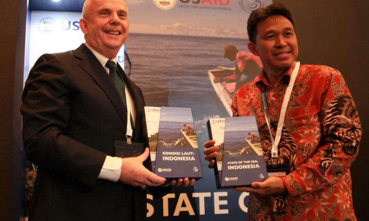 "United States and Indonesia Launch ""State of the Sea,"" a Tribute to Indonesia's Oceans and Marine Biodiversity (State Dept.)"