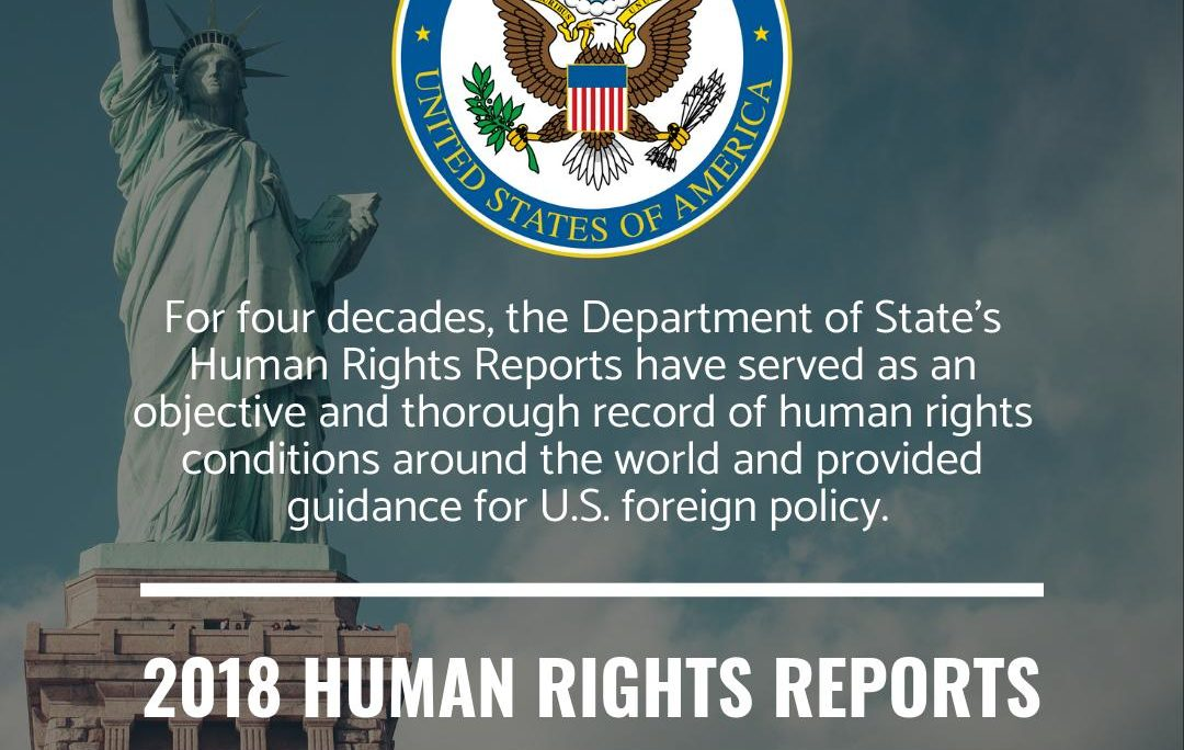 Country Reports on Human Rights Practices for 2018 | U S  Embassy