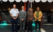 U.S. Coast Guard Conducts Joint Exercise with Indonesian Maritime Security Agency (BAKAMLA) (State Dept. / Kresna Soegio)