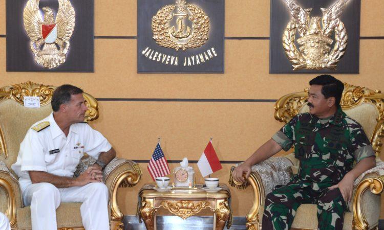 Komandan Armada Pasifik Kunjungi Indonesia, Perkuat Kemitraan (State Dept. / Erik A. Kurniawan)