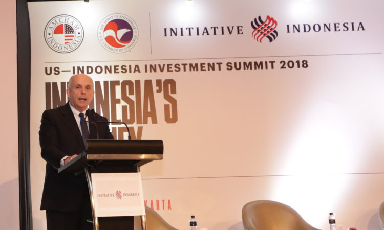 Remarks of Ambassador Donovan on Opening Session of the U.S.-Indonesia Investment Summit 2018 (State Dept.)