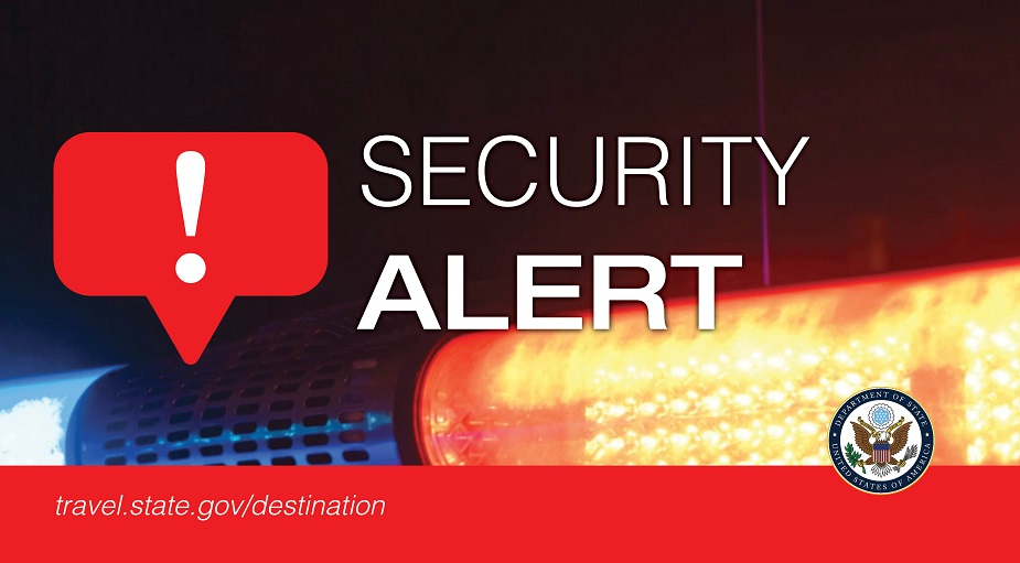 ALERT - Security Alert (State Dept.)