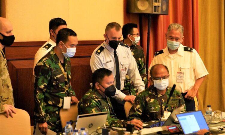 "U.S.-Indonesia ""GEMA BHAKTI"" Crisis Response Exercise Concludes in Jakarta"