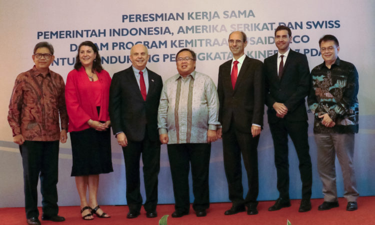 Indonesia, the United States, and Switzerland  Partner to Bring Clean Water to Urban Indonesians (State Dept. / USAID Indonesia)