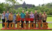 World Tuberculosis Day 2019: U.S. and Indonesia Commemorate and Celebrate 70 Years of Partnership at Borobudur Temple in Central Java