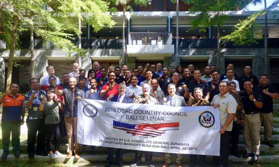 United States Consulate General Surabaya Launches Overseas