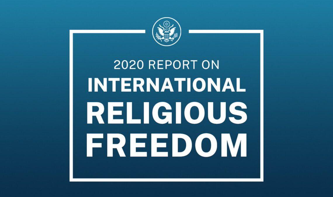 2020 Report on International Religious Freedom
