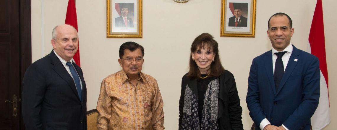 MCC Kunjungi Indonesia Diskusikan 'Compact' Baru untuk Tingkatkan Pertumbuhan Ekonomi