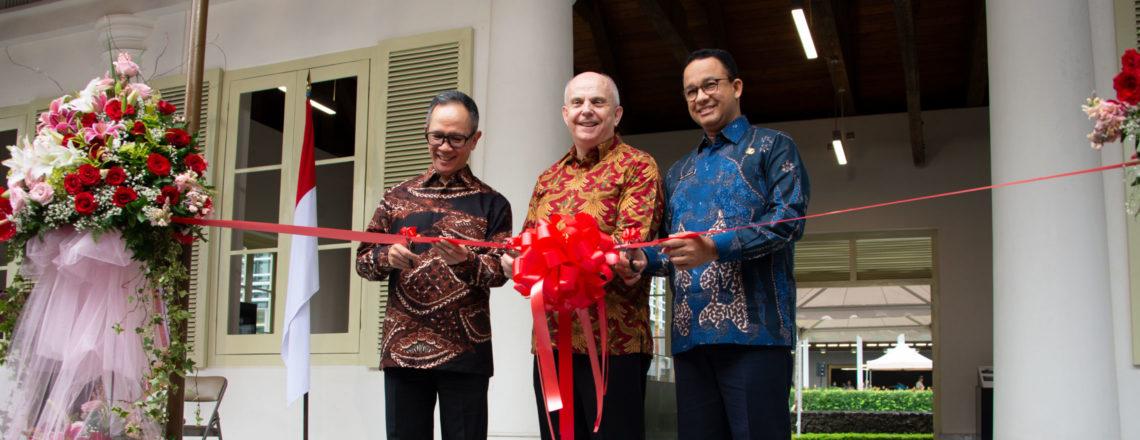 U.S. Embassy Celebrates Opening of Heritage Building