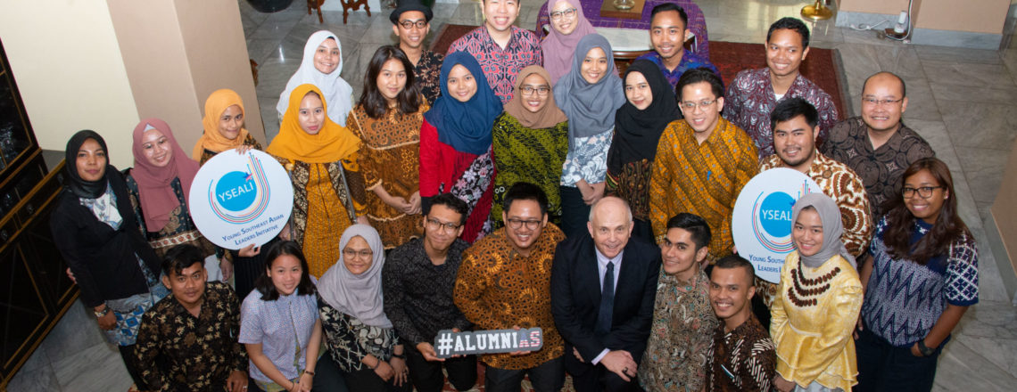 Ambassador Donovan Bids Farewell to Indonesia, Heather Variava Assumes Duty as CDA