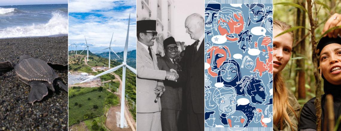 U.S. Embassy Jakarta Launches 70th Anniversary Digital Platform