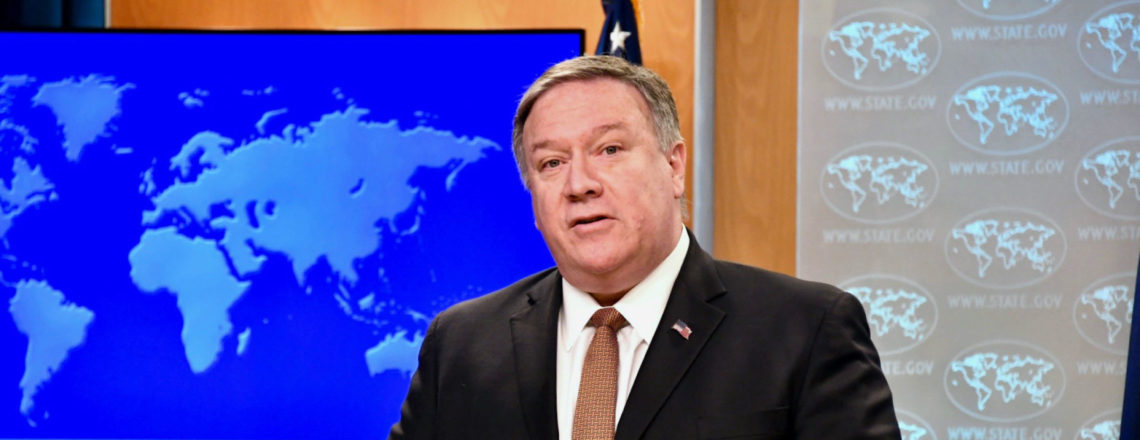 Statement by Secretary Pompeo on the Occasion of Ramadan