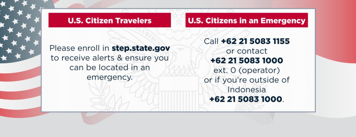 Smart Traveler Enrollment Program (STEP)