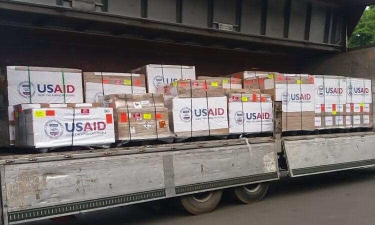 Amerika Serikat Donasikan 400 Ventilator Tambahan untuk Dukung Indonesia Melawan COVID-19