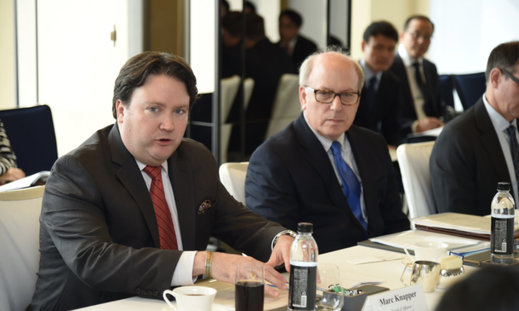 U.S.-ROK Energy Industry Working Group on LNG.