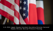 U.S.-ROK-Japan Deputy Assistant Secretary/Director General/Deputy Director General Trilateral Meeting