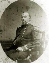 Rear Adm. Robert W. Shufeldt, USN, 1883 circa photograph. NHHC Photograph Collection, NH 45385.