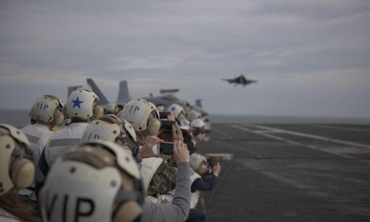 CDA Blog - USS Ronald Reagan