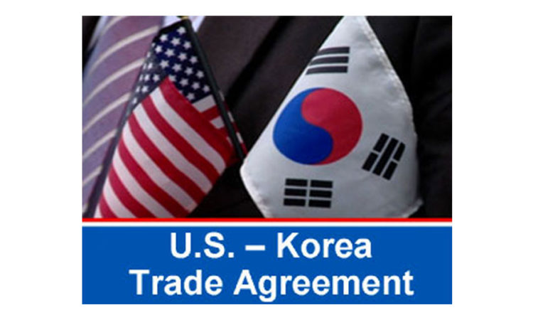 KORUS Turns Three: Continued Trade Growth Benefits Koreans and Americans