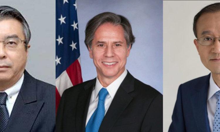 16/06/13 - 미디어 노트: 미국, 한·미·일 3자 회담 개최