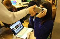 Fab Lab : 360 VR Video Workshop Session 3 (02/19/16)