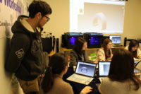 Fab Lab : 3D CAD Modeling Workshop Session 3 (03/25/16)
