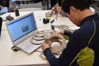 12092016 Fab Lab Desk Lamp Workshop Session 3