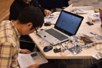 Fab Lab : Arduino Workshop Class Session 6 (16/11/18)