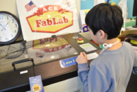 Tech Camp Kids – iPad Digital Drawing & Laser Cutting Session 1