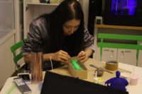 Fab Lab : Candle Making Workshop Session 3 (09/30/16)