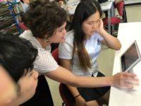 ART-TECH KIDS: Stop Motion Animation at Jeju Korea International School (05/12/16)