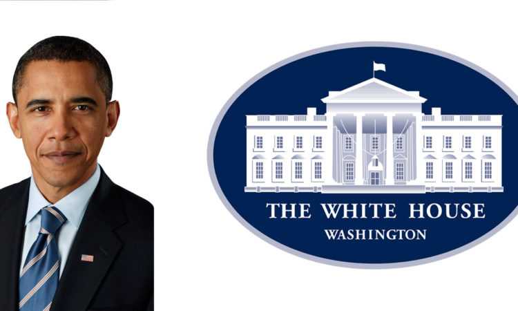 obama and white house
