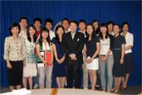 2nd ACK Youth Coordinators (July 2007 – June 2008)