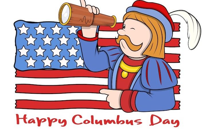 Columbus Day (2nd Monday in October)